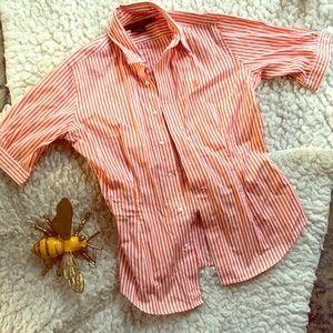 Ralph Lauren Polo Short Sleeve Dress Shirt